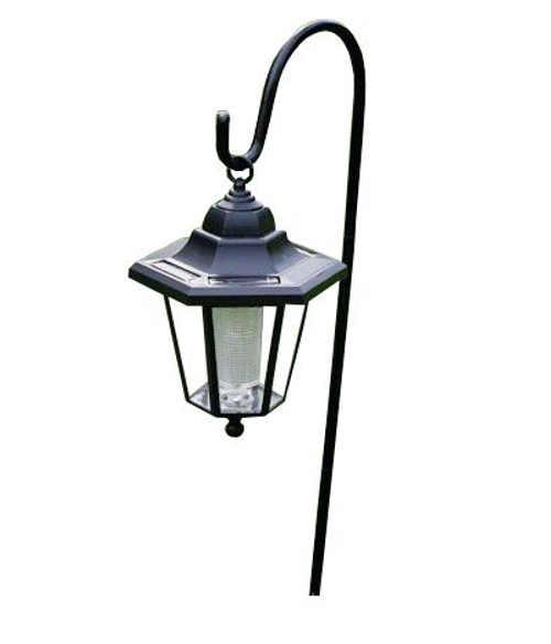 Romantické a zároveň velice praktické solární zahradní osvětlení