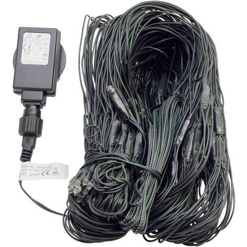Venkovní světelná síť 200 led diod