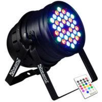 LED PAR barevný reflektor nejen na párty