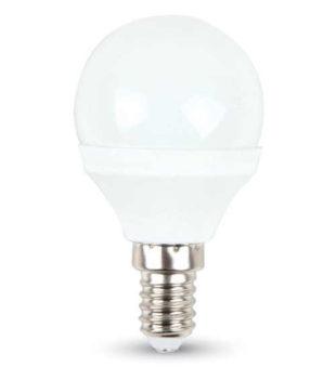 LED žárovka 5,5 W E14 ve 3 variantách