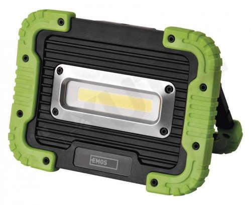 Praktický LED reflektor aku nabíjecí