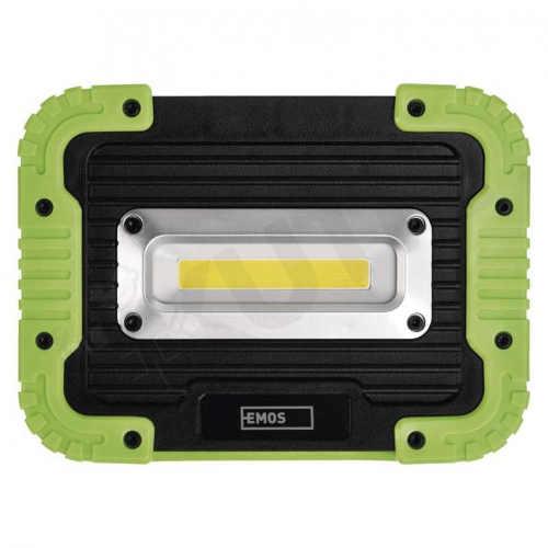 nabíjecí LED reflektor pro profesionály i kutily