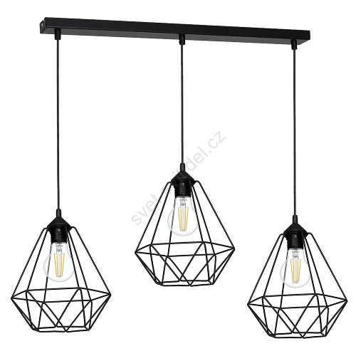 Moderní designové závěsné svítidlo