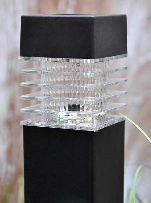 praktické a úsporné solární svítidlo