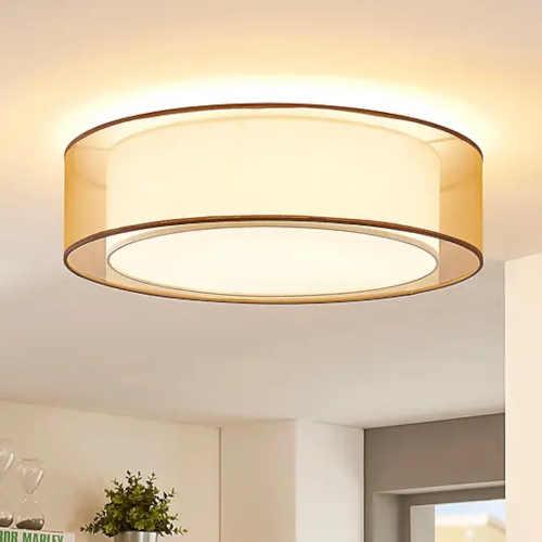 Moderní kulaté stropní LED světlo