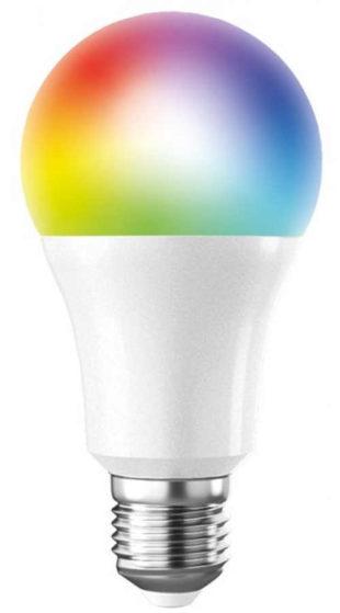Chytrá wi-fi žárovka Solight LED SMART 10W