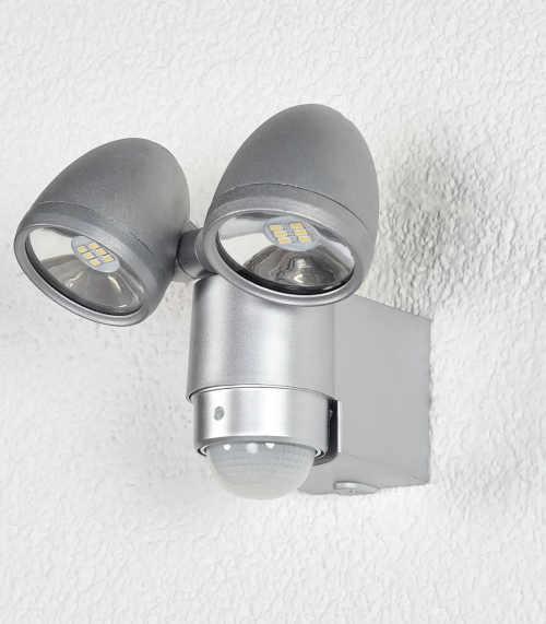 dvoubodový venkovní LED zářič