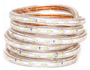 LED pásek vhodný do interiéru i exteriéru