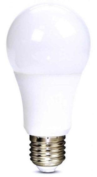 Levná úsporná LED žárovka 7W s klasickou paticí