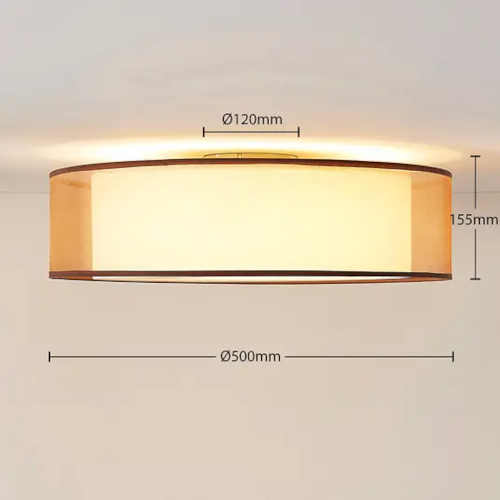 praktická univerzální led lampa
