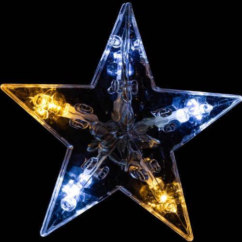 vánoční světelný led řetěz