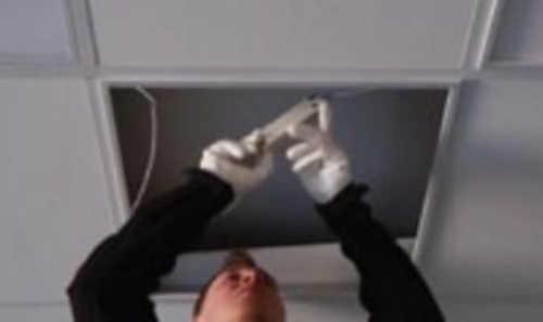 LED rámeček panel vestavný