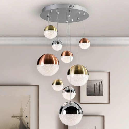 Závěsné LED stmívatelné světlo