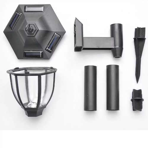 lucerna - solární venkovní osvětlení