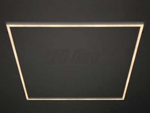 moderní vestavný LED panel