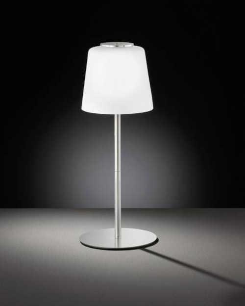 LED stolní lampa do interiéru