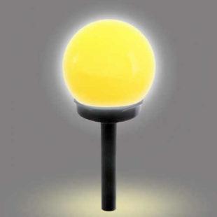 Moderní solární svítidlo do exteriéru