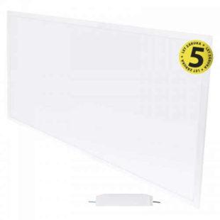 Vestavný bílý LED panel 30x60 cm