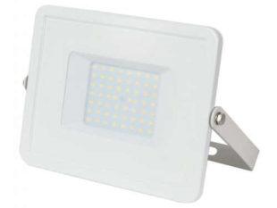 Výkonný bílý LED reflektor 50W