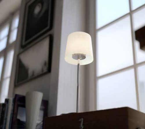 interiérová led stolní lampa