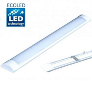 EKO LED panel přisazený SLIM