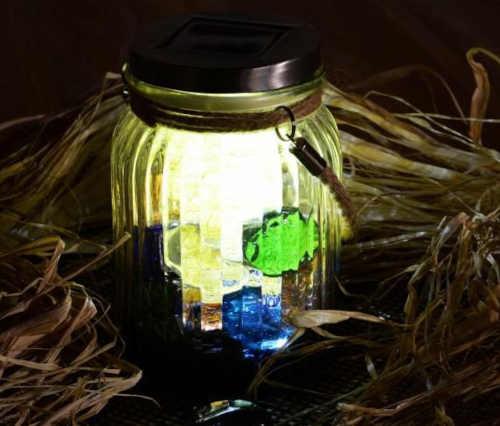praktické venkovní dekorativní osvětlení