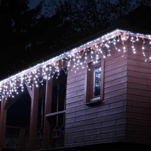 LED světelný řetěz - déšť