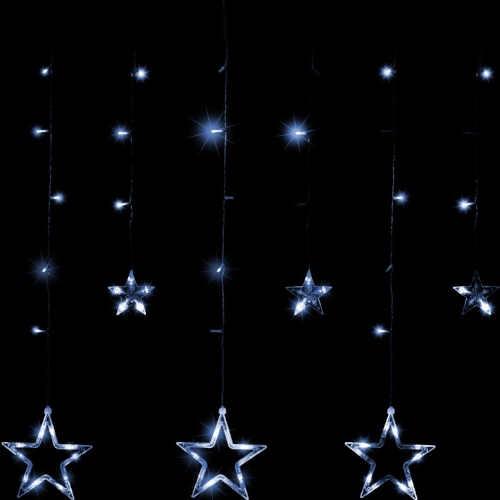 LED vánoční osvětlení ven i do bytu