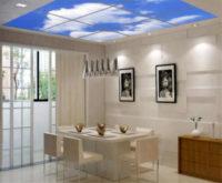 Světelný panel s dekorativním motivem