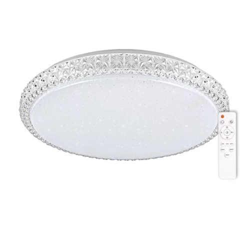 bílé kulaté stropní svítidlo