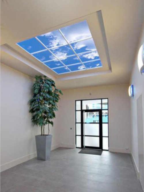 světelný panel 60x60 cm
